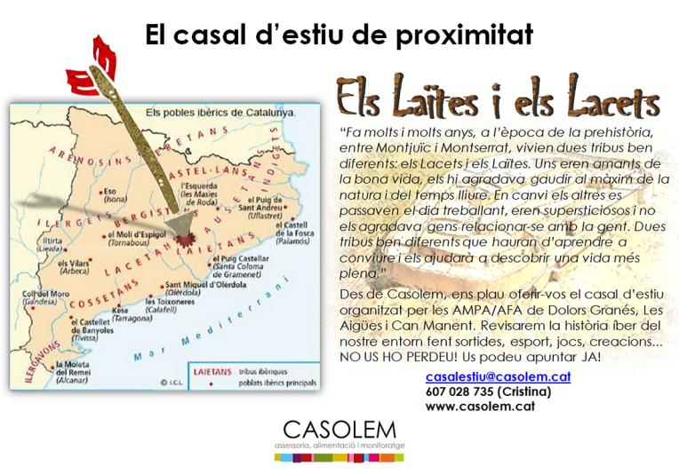 Casal 2016_Laïtes i Lacets