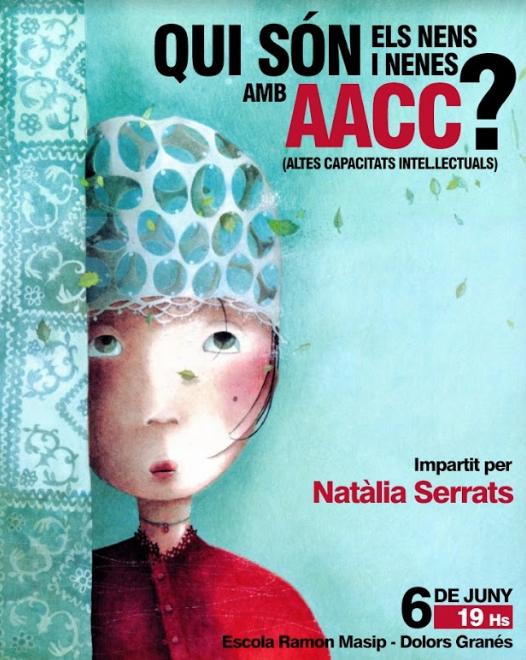 cartell xerrada 6 juny AACC